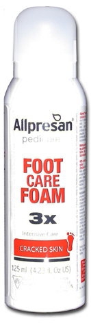 Allpresan Footcare Foam for Cracked Feet