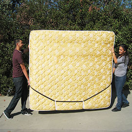 Forearm Forklift Mattress Mover