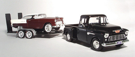 1955 Chevy collectors 3 piece set